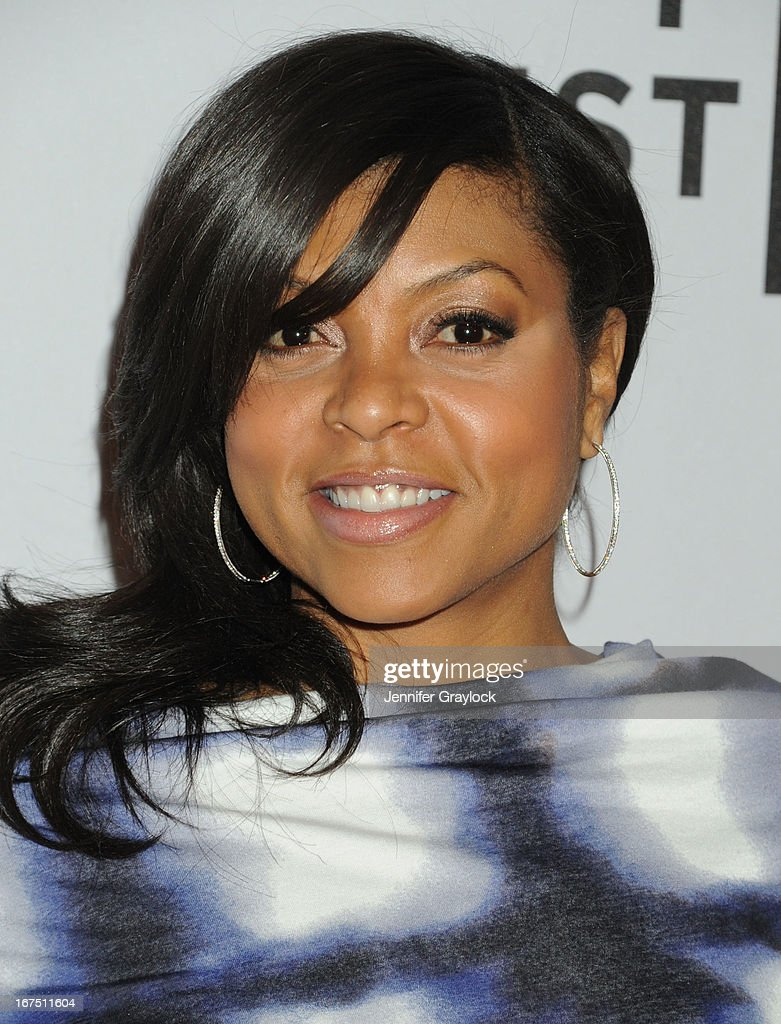 Actress Taraji P. Henson attends the 2013 Tribeca Film Festival awards at The Conrad New York on April 25, 2013 in New York City.