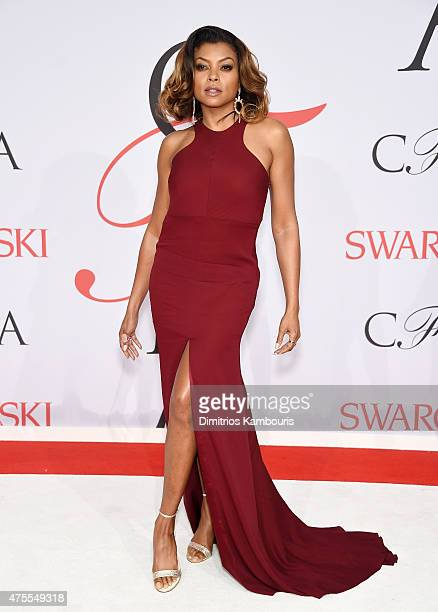 Actress Taraji P Henson attends the 2015 CFDA Fashion Awards at Alice Tully Hall at Lincoln Center on June 1 2015 in New York City