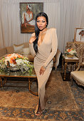 Actress Taraji P Henson attends the Backstage Creations Celebrity Retreat at The 47th NAACP Image Awards at Pasadena Civic Auditorium on February 5...