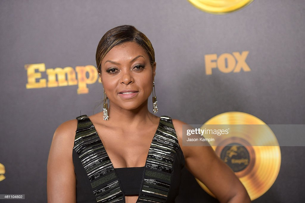 Actress Taraji P Henson attends the premiere of Fox's 'Empire at ArcLight Cinemas Cinerama Dome on January 6 2015 in Hollywood California