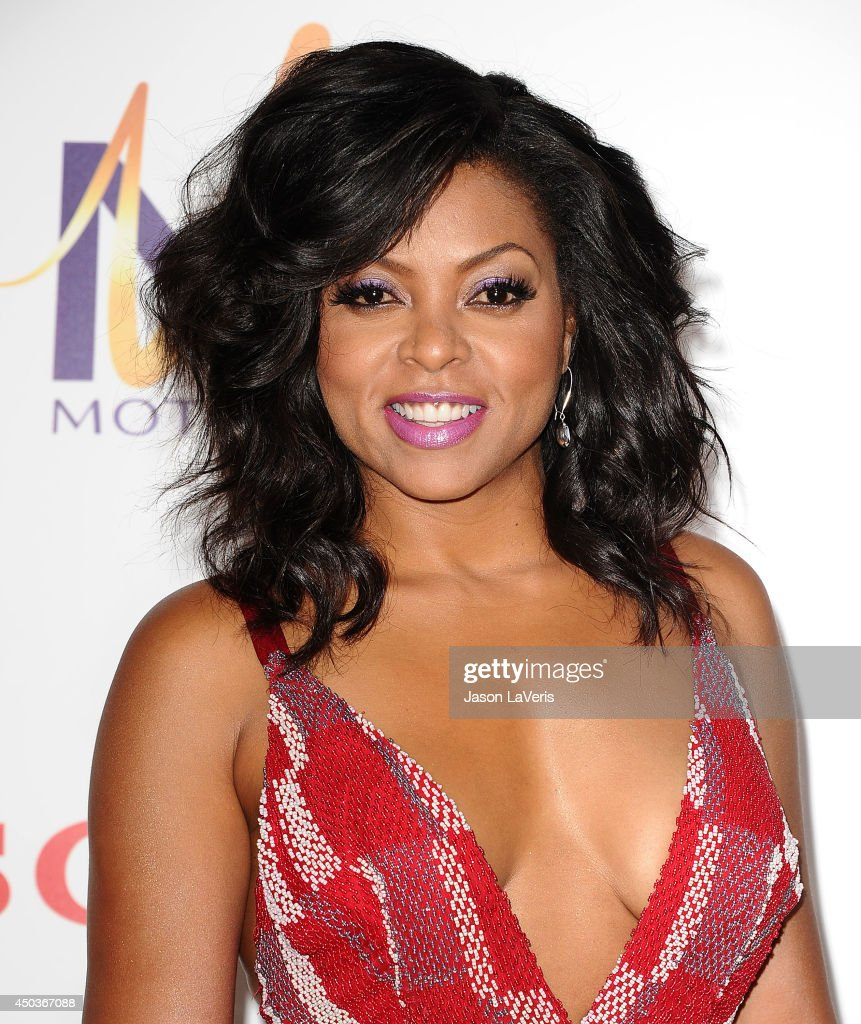 Actress <a gi-track='captionPersonalityLinkClicked' href=/galleries/search?phrase=Taraji+P.+Henson&family=editorial&specificpeople=208823 ng-click='$event.stopPropagation()'>Taraji P. Henson</a> attends the premiere of 'Think Like A Man Too' at TCL Chinese Theatre on June 9, 2014 in Hollywood, California.