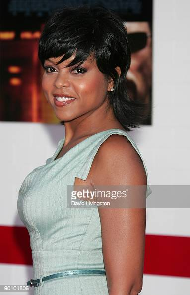 Actress Taraji P Henson attends the Sony Pictures premiere of 'The ...