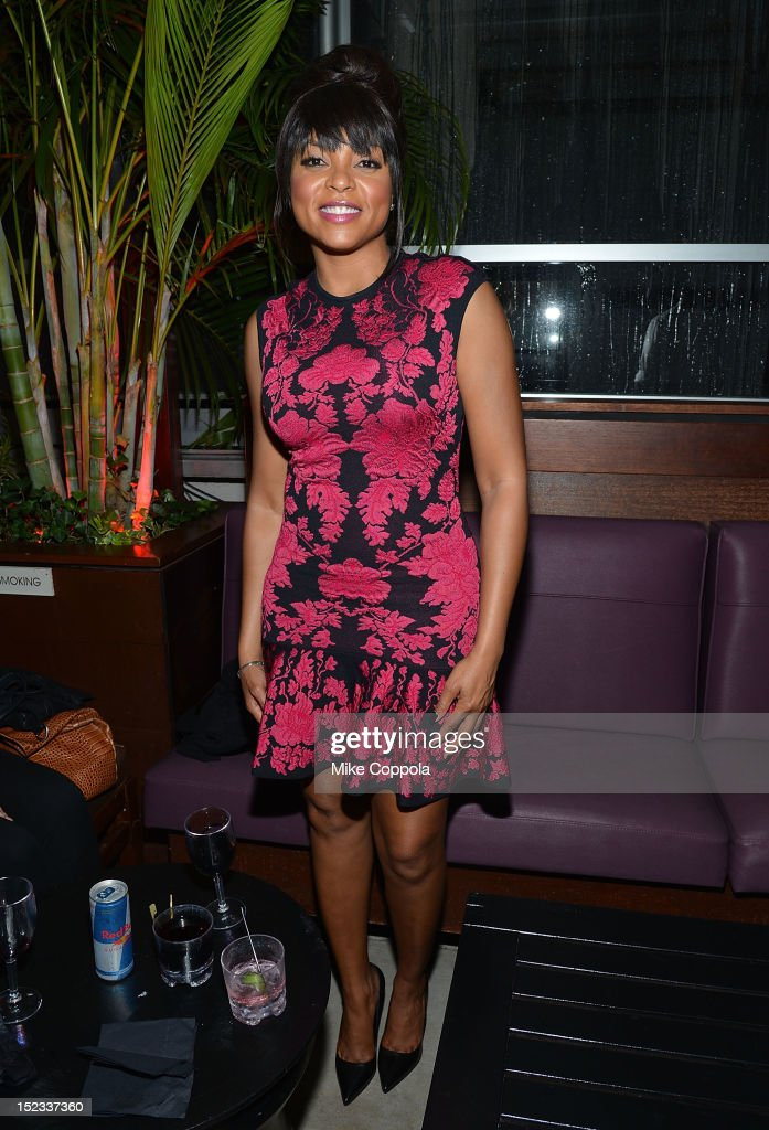 Actress Taraji P. Henson attends the Sundance Institute Alumni Event At IFP week at the Empire Hotel on September 18, 2012 in New York City.