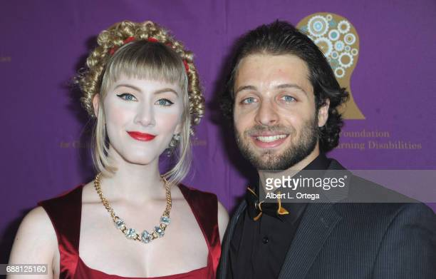 Actress TaraNicole Azarian and Jonathan Marhaba arrive for The Jonathan Foundation Presents The 2017 Spring Fundraising Event To Benefit Children...