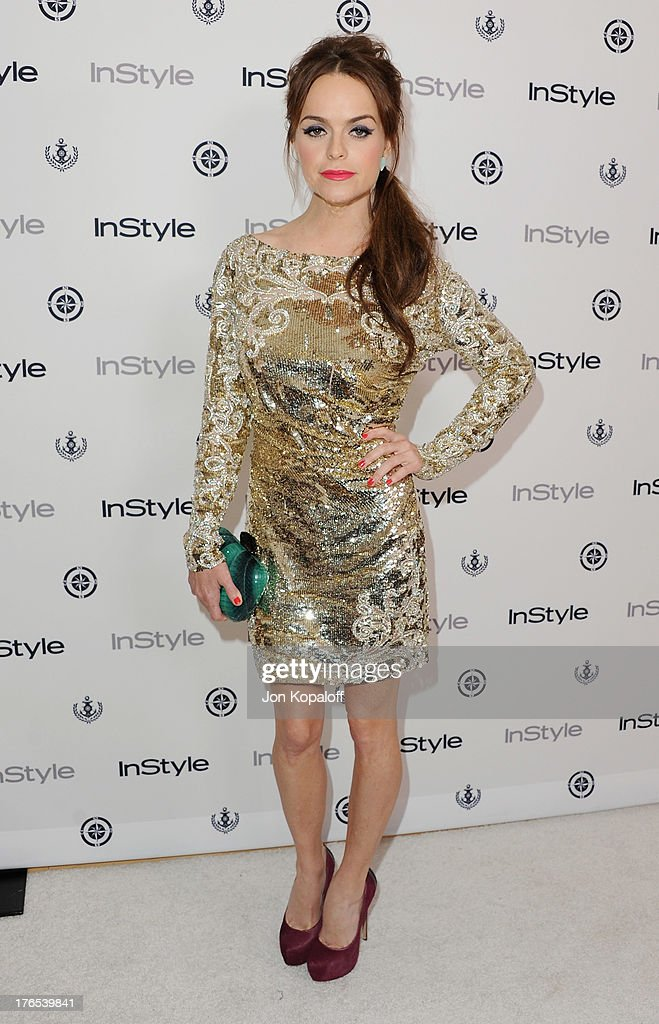 Actress Taryn Manning arrives at the 13th Annual InStyle Summer Soiree at Mondrian Los Angeles on August 14, 2013 in West Hollywood, California.