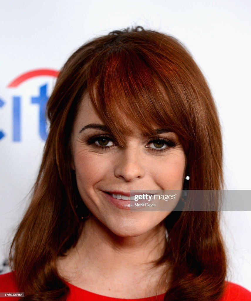 Actress <a gi-track='captionPersonalityLinkClicked' href=/galleries/search?phrase=Taryn+Manning&family=editorial&specificpeople=202146 ng-click='$event.stopPropagation()'>Taryn Manning</a> arrives at the Academy of Television Arts & Sciences' Performers Peer Group cocktail reception to celebrate the 65th Primetime Emmy Awards at Sheraton Universal on August 19, 2013 in Universal City, California.