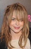 Actress Taryn Manning arrives at the 'Belvedere IX' Launch at MyHouse on February 5 2009 in Hollywood California
