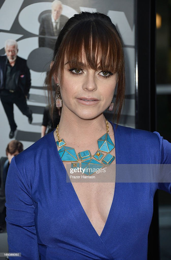 Actress Taryn Manning arrives at the Screening Of Summit Entertainment's 'Now You See Me' at ArcLight Hollywood on May 23, 2013 in Hollywood, California.