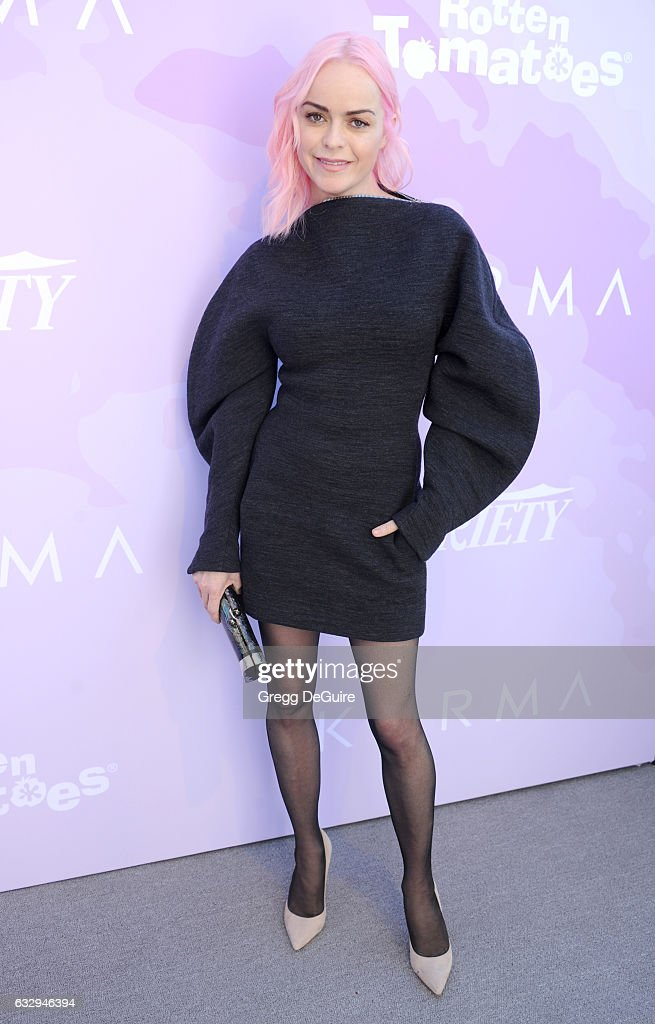 Actress Taryn Manning arrives at Variety's Celebratory Brunch Event for Awards Nominees Benefitting Motion Picture Television Fund at Cecconi's on January 28, 2017 in West Hollywood, California.