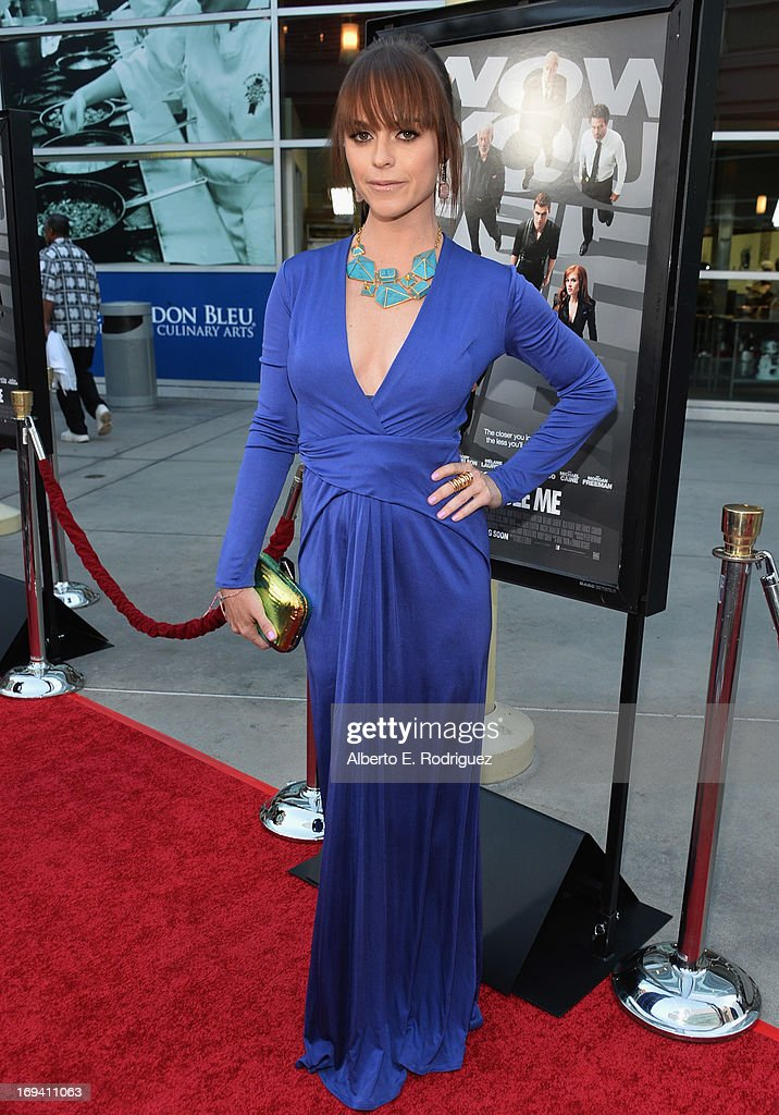 Actress <a gi-track='captionPersonalityLinkClicked' href=/galleries/search?phrase=Taryn+Manning&family=editorial&specificpeople=202146 ng-click='$event.stopPropagation()'>Taryn Manning</a> attends a special screening of Summit Entertainment's 'Now You See Me' at the ArcLight Theaters Hollywood on May 23, 2013 in Hollywood, California.