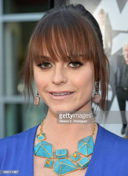 Actress Taryn Manning attends a special screening of Summit Entertainment's 'Now You See Me' at the ArcLight Theaters Hollywood on May 23 2013 in...