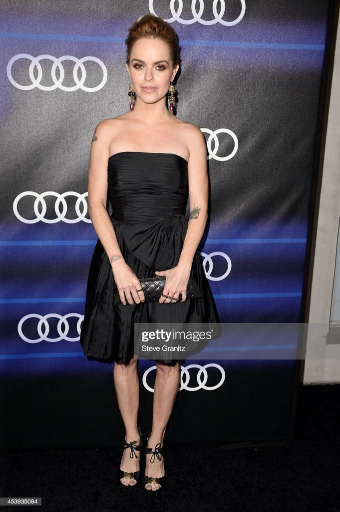 Actress <a gi-track='captionPersonalityLinkClicked' href=/galleries/search?phrase=Taryn+Manning&family=editorial&specificpeople=202146 ng-click='$event.stopPropagation()'>Taryn Manning</a> attends Audi Emmy Week Celebration at Cecconi's Restaurant on August 21, 2014 in Los Angeles, California.