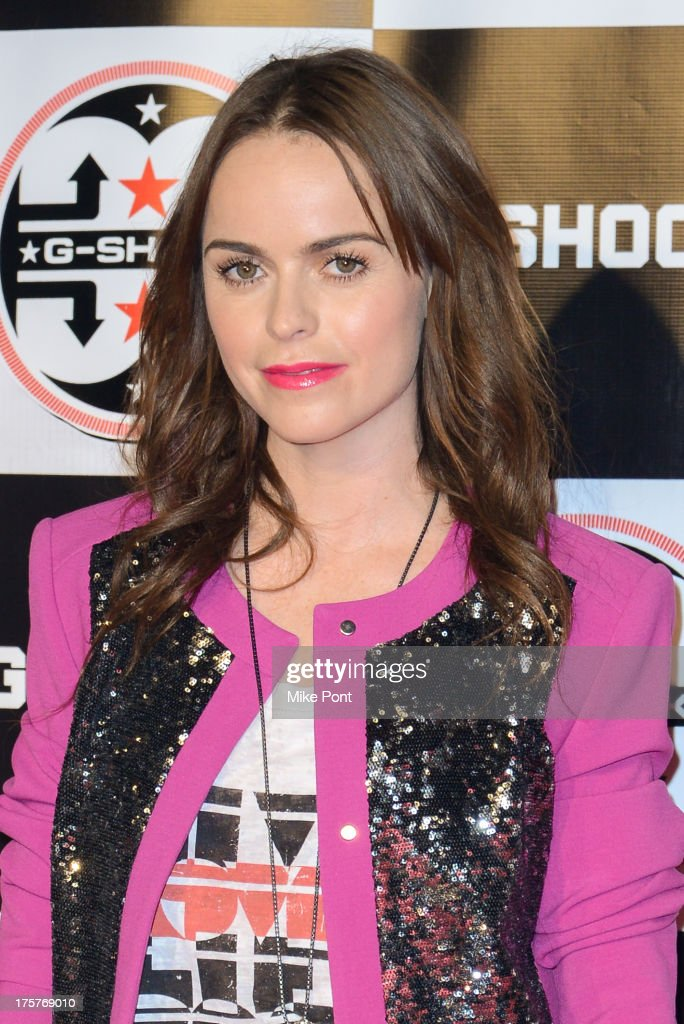 Actress <a gi-track='captionPersonalityLinkClicked' href=/galleries/search?phrase=Taryn+Manning&family=editorial&specificpeople=202146 ng-click='$event.stopPropagation()'>Taryn Manning</a> attends G-Shock - Shock The World 2013 at Basketball City - Pier 36 - South Street on August 7, 2013 in New York City.
