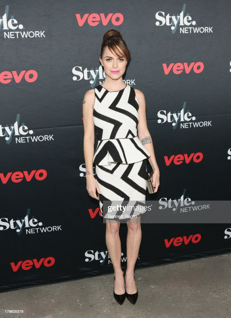 Actress Taryn Manning attends Style Network's 'Style To Rock' event at Skylight Modern on September 5 2013 in New York City