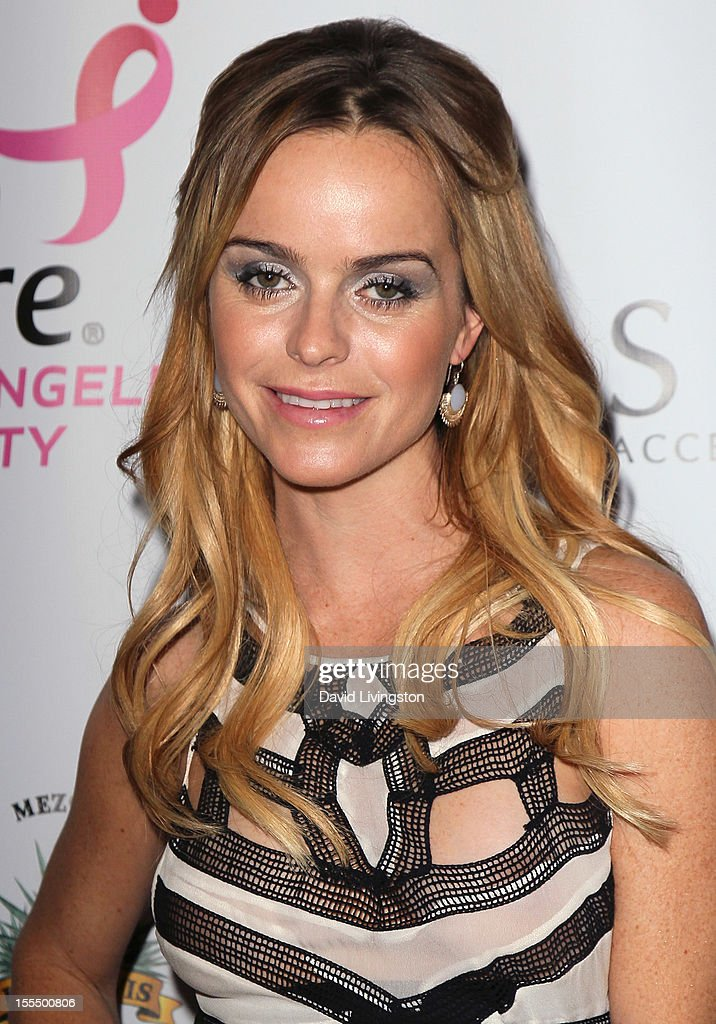 Actress Taryn Manning attends the 2nd Annual Inspiration Awards to benefit The Susan G. Komen For The Cure at Royce Hall, UCLA on November 4, 2012 in Westwood, California.