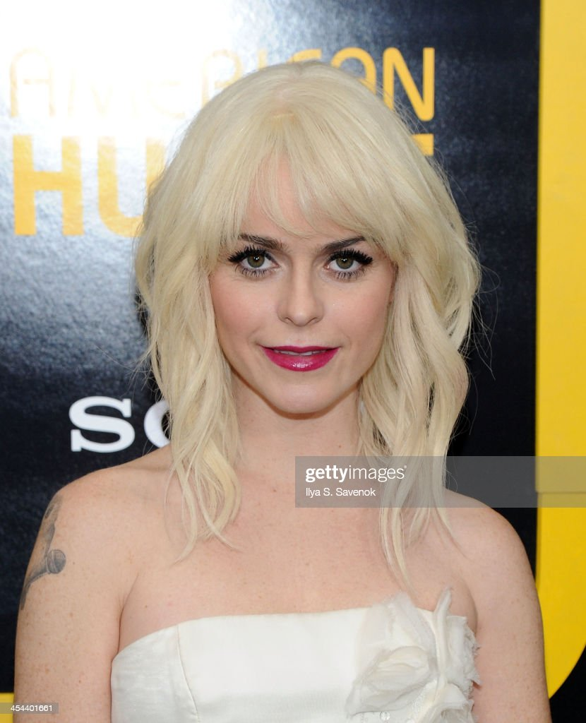 Actress Taryn Manning attends the 'American Hustle' screening at Ziegfeld Theater on December 8, 2013 in New York City.