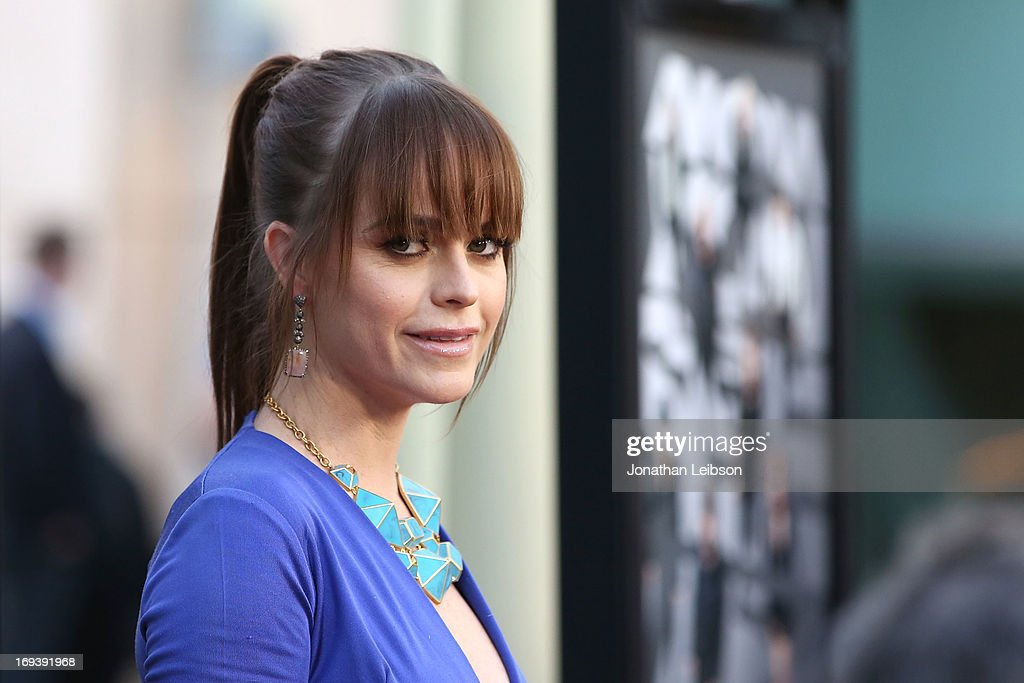 Actress Taryn Manning attends the 'Now You See Me' - Los Angeles Special Screening at ArcLight Hollywood on May 23, 2013 in Hollywood, California.