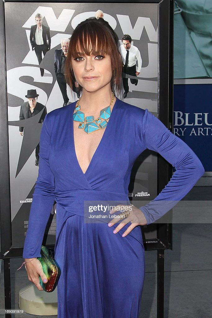 Actress <a gi-track='captionPersonalityLinkClicked' href=/galleries/search?phrase=Taryn+Manning&family=editorial&specificpeople=202146 ng-click='$event.stopPropagation()'>Taryn Manning</a> attends the 'Now You See Me' - Los Angeles Special Screening at ArcLight Hollywood on May 23, 2013 in Hollywood, California.