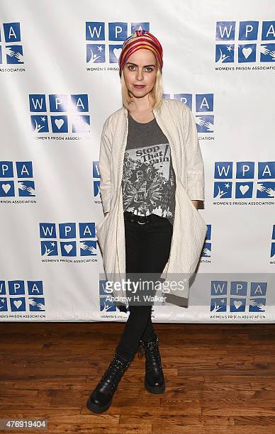 Actress Taryn Manning attends the 'Orange is the New Black' Season 3 screening benefiting the Women's Prison Association at The Ainsworth on June 12...