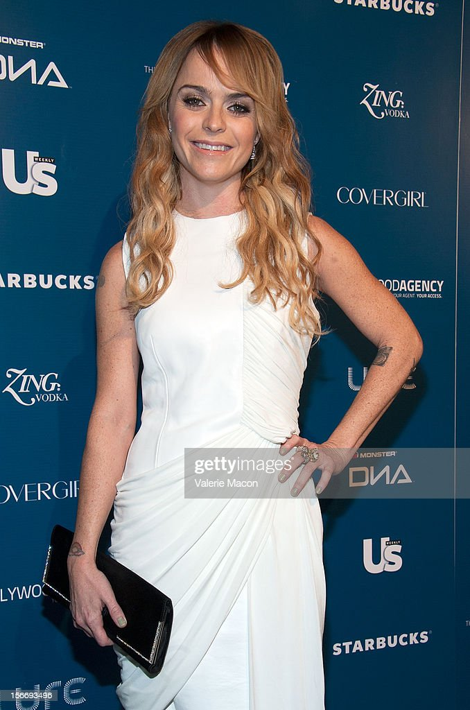 Actress <a gi-track='captionPersonalityLinkClicked' href=/galleries/search?phrase=Taryn+Manning&family=editorial&specificpeople=202146 ng-click='$event.stopPropagation()'>Taryn Manning</a> attends the US Weekly Music Party at AV Nightclub on November 18, 2012 in Hollywood, California.