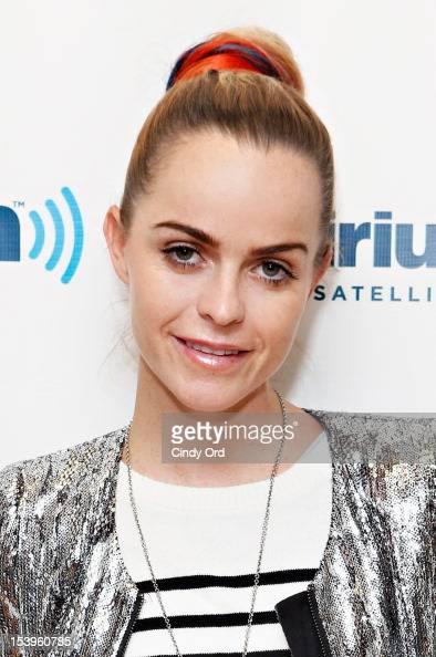 Actress Taryn Manning visits the SiriusXM Studio on October 11 2012 in New York City