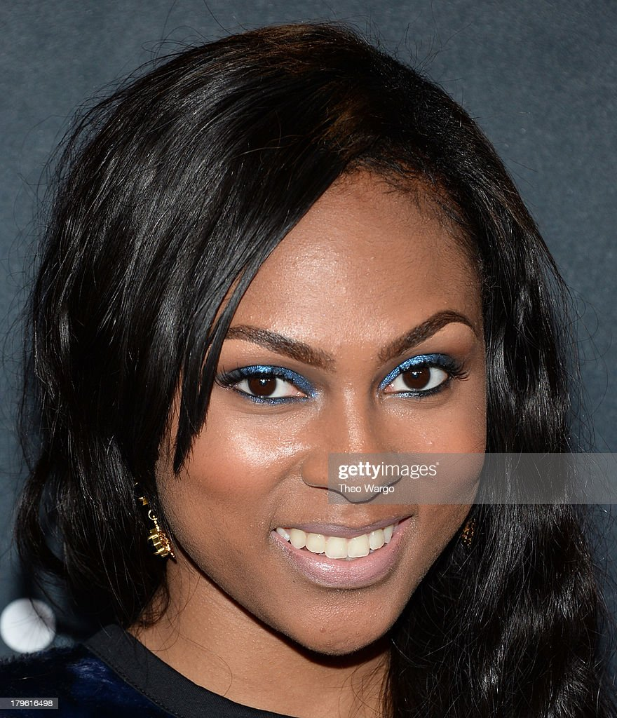 Actress Tashiana Washington attends the VEVO and Styled To Rock Celebration Hosted by Actress, Model and Styled to Rock Mentor Erin Wasson with Performances by Bridget Kelly & Cazzette on September 5, 2013 in New York City.