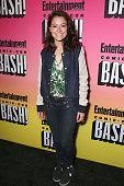 Actress Tatiana Maslany attends Entertainment Weekly's ComicCon Bash held at Float Hard Rock Hotel San Diego on July 23 2016 in San Diego California...