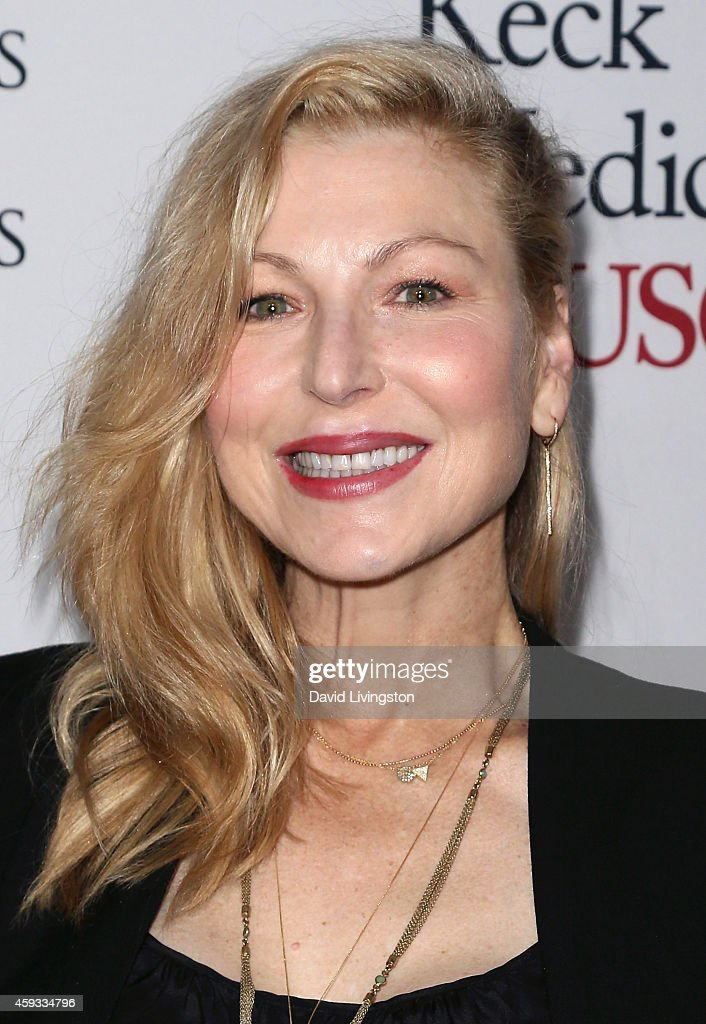 Actress Tatum O'Neal attends the USC Institute of Urology Changing Lives and Creating Cures Gala at the Beverly Wilshire Four Seasons Hotel on November 20, 2014 in Beverly Hills, California.