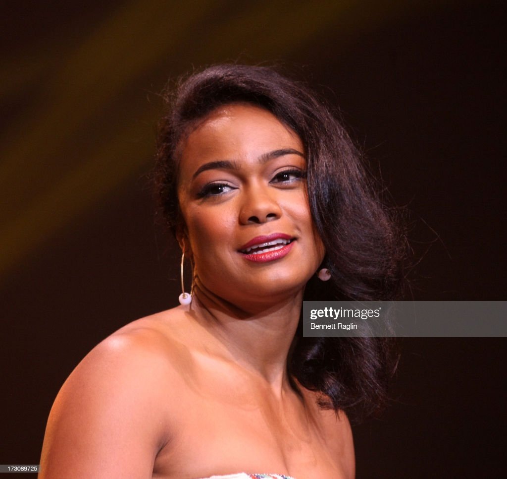 Actress <a gi-track='captionPersonalityLinkClicked' href=/galleries/search?phrase=Tatyana+Ali&family=editorial&specificpeople=847071 ng-click='$event.stopPropagation()'>Tatyana Ali</a> attends the 2013 365 Black Awards at the Ernest N. Morial Convention Center on July 6, 2013 in New Orleans, Louisiana.
