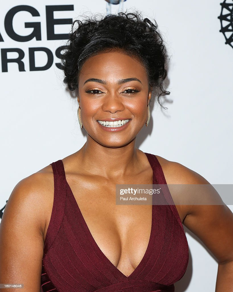 Actress Tatyana Ali attends the 44th NAACP Image Awards nominee's luncheon on January 26, 2013 in Beverly Hills, California.