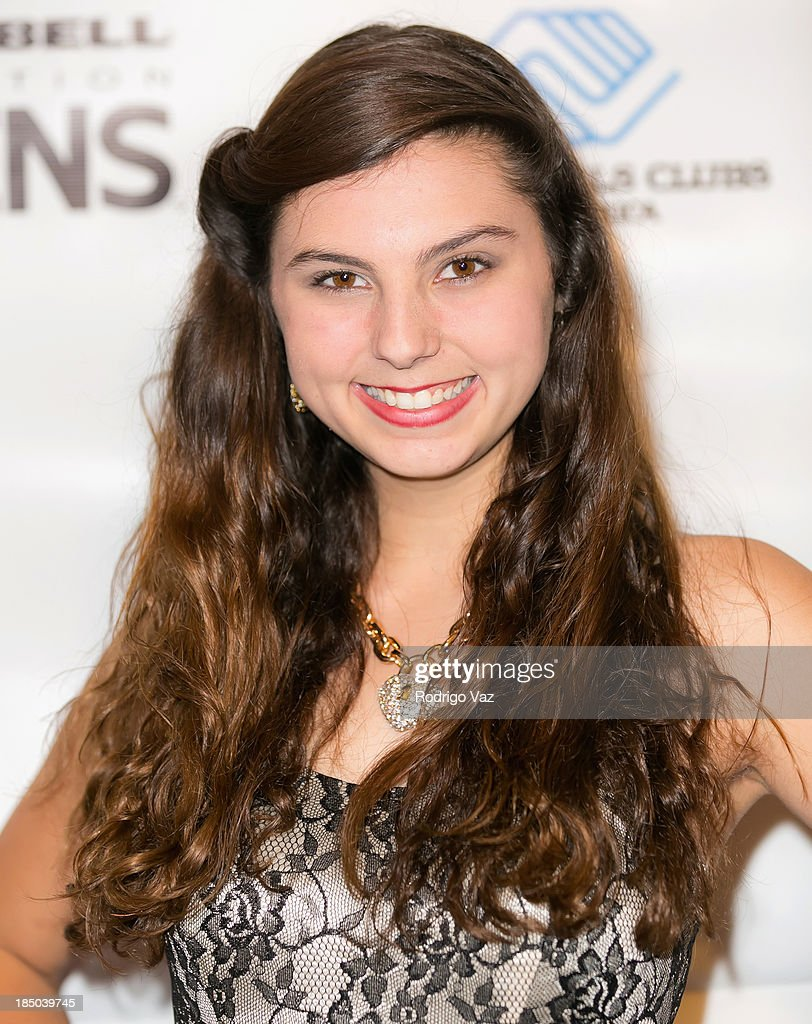 Actress Taylor Hay attends 'The Stream' Premiere benefiting Boys & Girls Clubs of America at Regal 14 at LA Live Downtown on October 16, 2013 in Los Angeles, California.