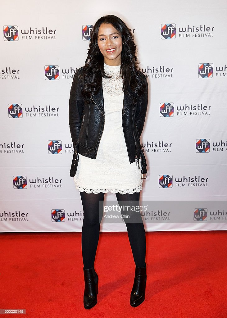 Actress Taylor Russell attends the 15th Annual Film Festival at Whistler Conference Centre on December 5, 2015 in Whistler, Canada.