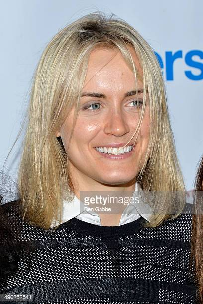 Actress Taylor Schilling attends the Gersh New York Upfronts Party at Asellina at the Gansevoort on May 13 2014 in New York City