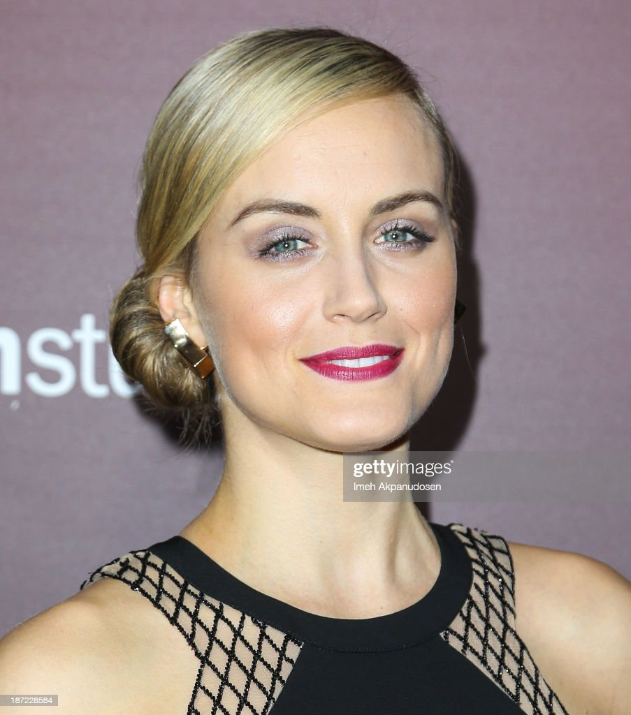 Actress <a gi-track='captionPersonalityLinkClicked' href=/galleries/search?phrase=Taylor+Schilling&family=editorial&specificpeople=5852086 ng-click='$event.stopPropagation()'>Taylor Schilling</a> attends The Hollywood Reporter's 'Next Gen' 20th Anniversary Gala at Hammer Museum on November 6, 2013 in Westwood, California.