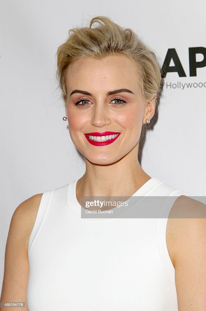 Actress <a gi-track='captionPersonalityLinkClicked' href=/galleries/search?phrase=Taylor+Schilling&family=editorial&specificpeople=5852086 ng-click='$event.stopPropagation()'>Taylor Schilling</a> attends TheWrap's First Annual Emmy Party at The London West Hollywood on June 5, 2014 in West Hollywood, California.