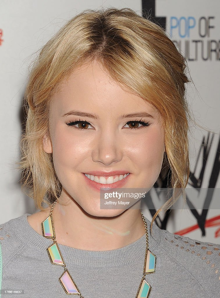 Actress Taylor Spreitler attends WWE & E! Entertainment's 'SuperStars For Hope' at the Beverly Hills Hotel on August 15, 2013 in Beverly Hills, California.