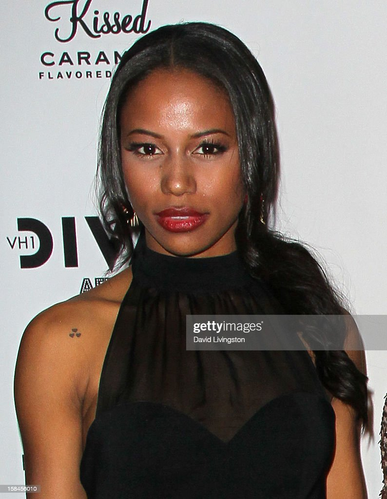 Actress Taylour Paige attends the VH1 Divas After Party to benefit the VH1 Save The Music Foundation at the Shrine Expo Hall on December 16, 2012 in Los Angeles, California.