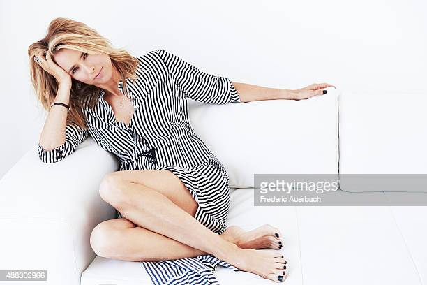 Actress Tea Leoni is photographed for Emmy Magazine on July 14 2015 in Los Angeles California PUBLISHED IMAGE ON DOMESTIC EMBARGO UNTIL DECEMBER 1...
