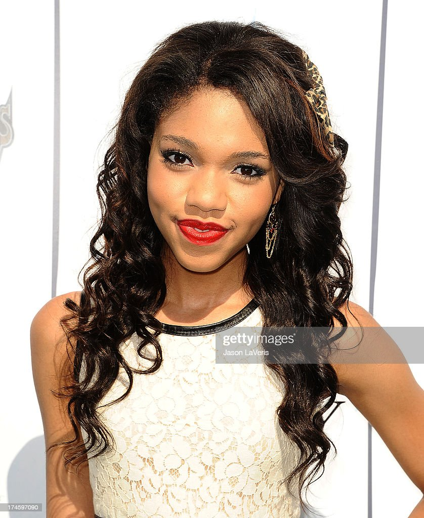 Actress Teala Dunn attends Variety's 7th annual Power of Youth event at Universal Studios Hollywood on July 27, 2013 in Universal City, California.