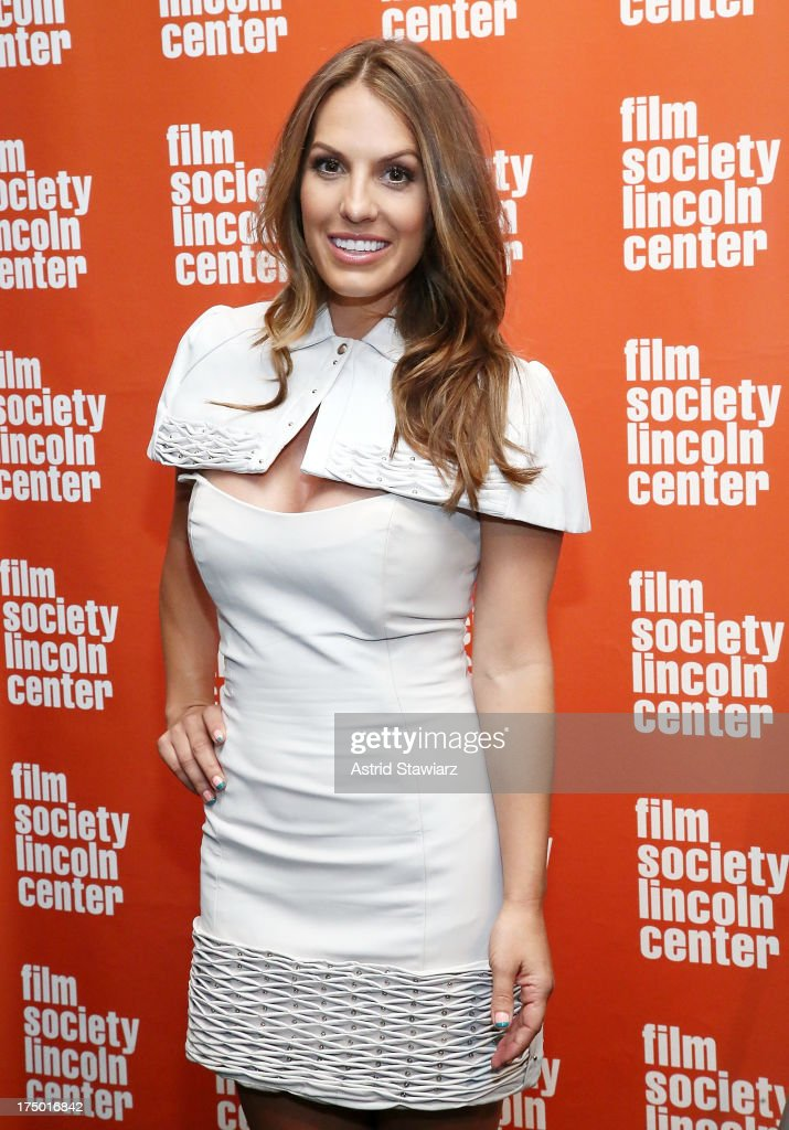 Actress Tenille Houston attend a screening of 'The Canyon' presented by Film Society of Lincoln Center at The Film Society of Lincoln Center, Walter Reade Theatre on July 29, 2013 in New York City.