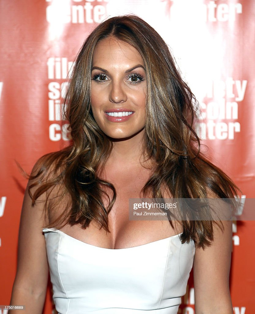 Actress Tenille Houston attends the 'The Canyon' premiere at The Film Society of Lincoln Center, Walter Reade Theatre on July 29, 2013 in New York City.
