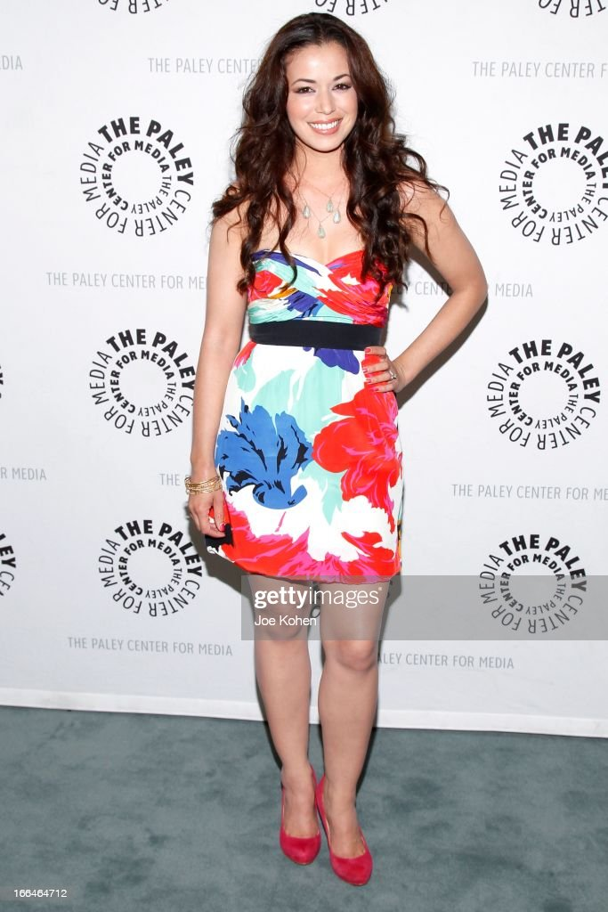 Actress Teresa Castillo attends 'General Hospital celebrating 50 years and looking forward' at The Paley Center for Media on April 12, 2013 in Beverly Hills, California.