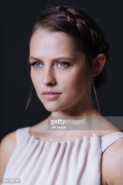 Actress Teresa Palmer is photographed for a Portrait Session at the 2014 Toronto Film Festival on September 6 2014 in Toronto Ontario
