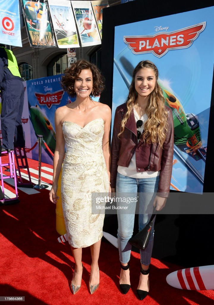 """Target Presents The World Premiere Of """"Disney's Planes"""" At The El Capitan Theatre In Los Angeles"""