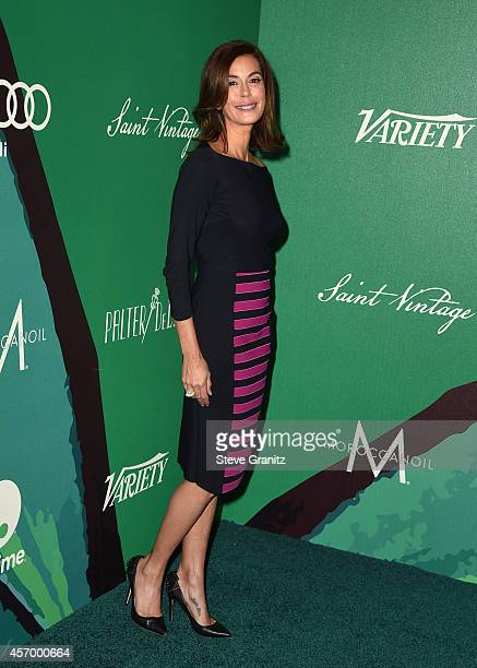 Actress Teri Hatcher attends 2014 Variety Power of Women presented by Lifetime at Beverly Wilshire Four Seasons on October 10 2014 in Los Angeles...