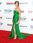 Actress Teri Hatcher attends the 2014 Children's Hospital Los Angeles Gala Noche De Ninos at LA Live Event Deck on October 11 2014 in Los Angeles...