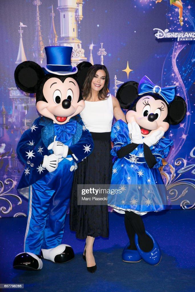 Actress Teri Hatcher attends the Disneyland Paris 25th Anniversary at Disneyland Paris on March 25, 2017 in Paris, France.