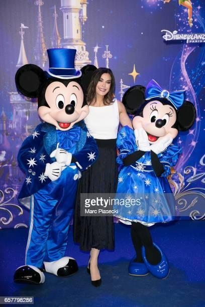 Actress Teri Hatcher attends the Disneyland Paris 25th Anniversary at Disneyland Paris on March 25 2017 in Paris France