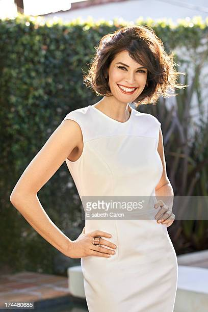 Actress Teri Hatcher is photographed for Viva on January 28 2013 in Los Angeles California PUBLISHED IMAGE