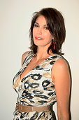 Actress Teri Hatcher is sighted shopping at The Americana at Brand on April 27 2013 in Los Angeles California